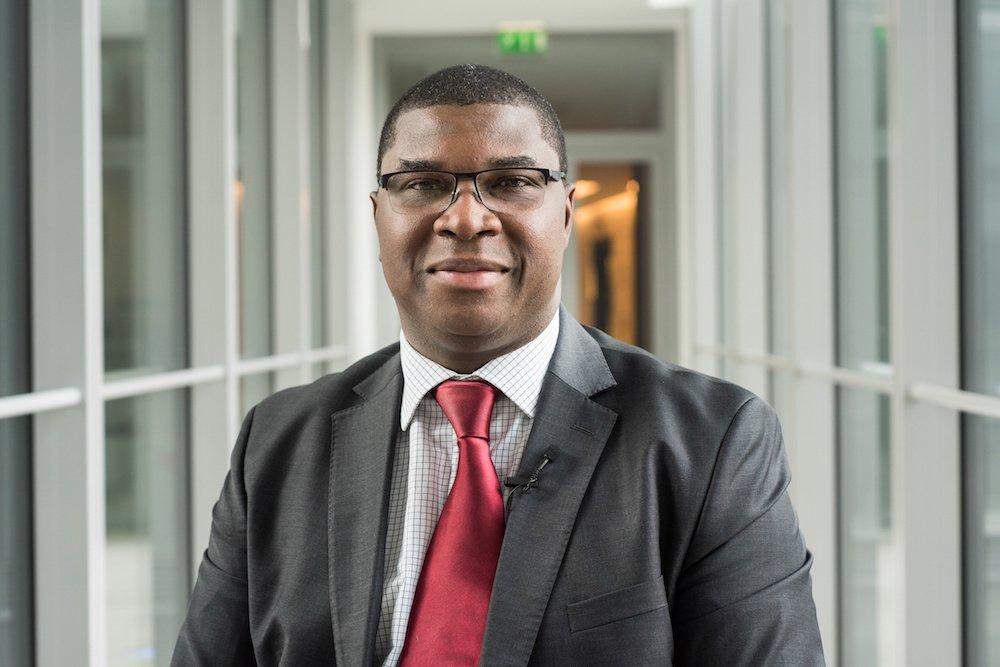 Rencontrez Olivier, Directeur Général & Co-fondateur - Tinubu Square