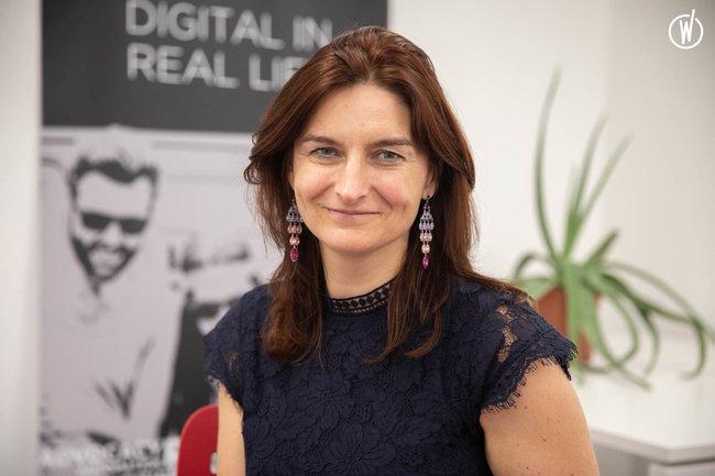 Meet Fanny, Head of Human Resources - Qwamplify