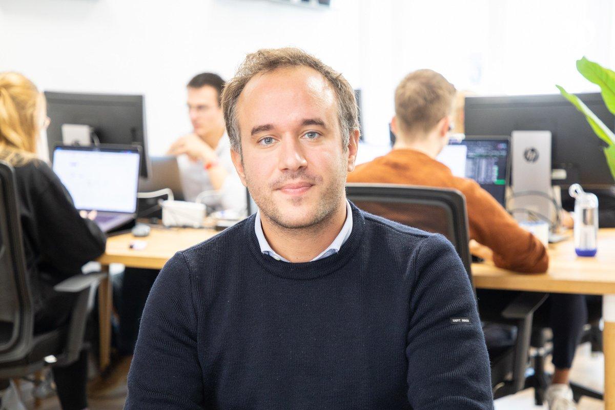 Rencontrez Pierre, CEO & Cofounder - Pricemoov