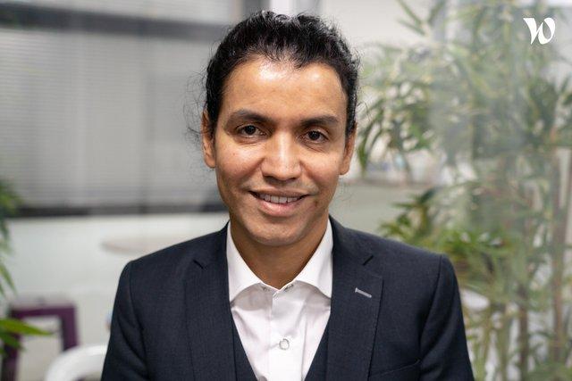 Rencontrez Mathieu, Auteur du programme - Le Village De L'Emploi