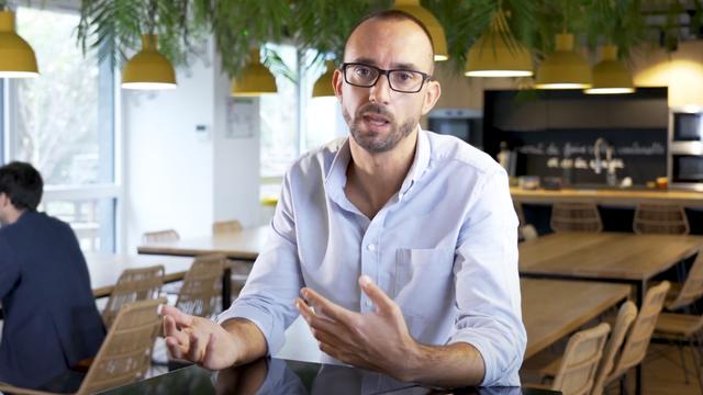 Thomas, développeur PHP  - Groupe SII
