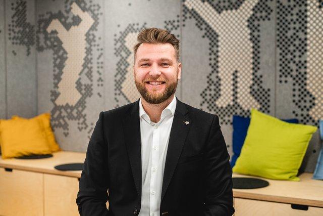 Tomáš Pecek, Head of Building Consultancy - CBRE