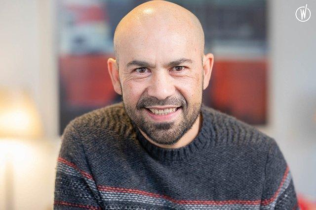 Rencontrez Laurent, Directeur de la Création - Babel