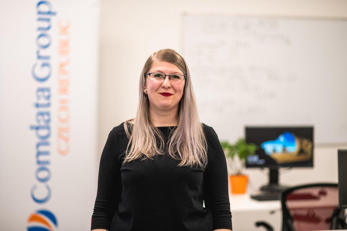 Niki Zábranská, Telefonní operátor a Zástupce teamleadera - Comdata Czech