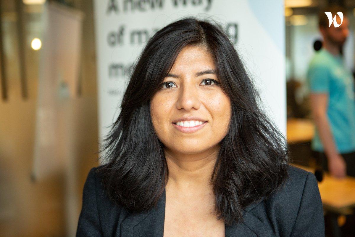 Rencontrez Esmeralda, UI/UX Designer - ReLyfe Group