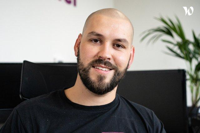 Rencontrez Mickael, CEO - Toporder