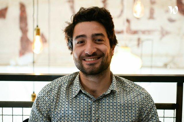 Rencontrez Olivier, Conseiller immobilier - Café de l'immo