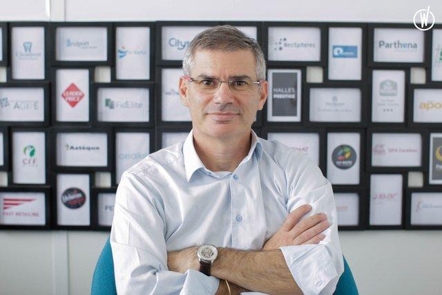 Rencontrez Didier, CEO - e2Time.com