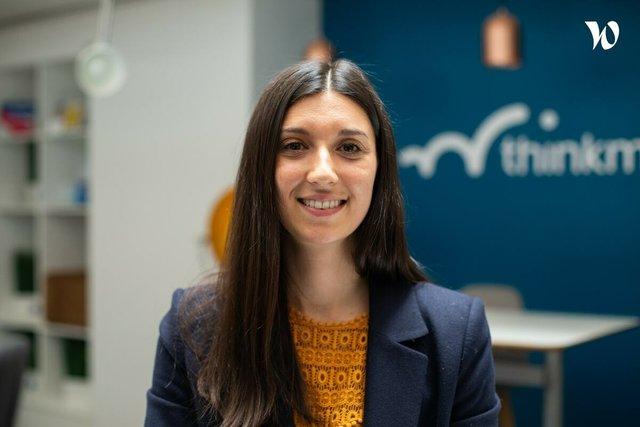 Rencontrez Léa, Consultante senior - Thinkmarket