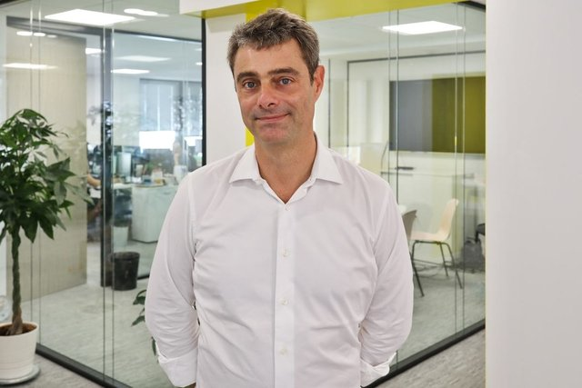Rencontrez Christophe, Asia General Manager - Datawords