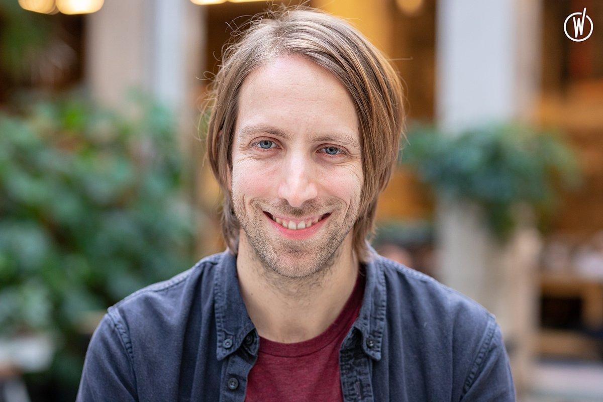 Rencontrez Julien, Lead teacher et developpeur - Le Wagon