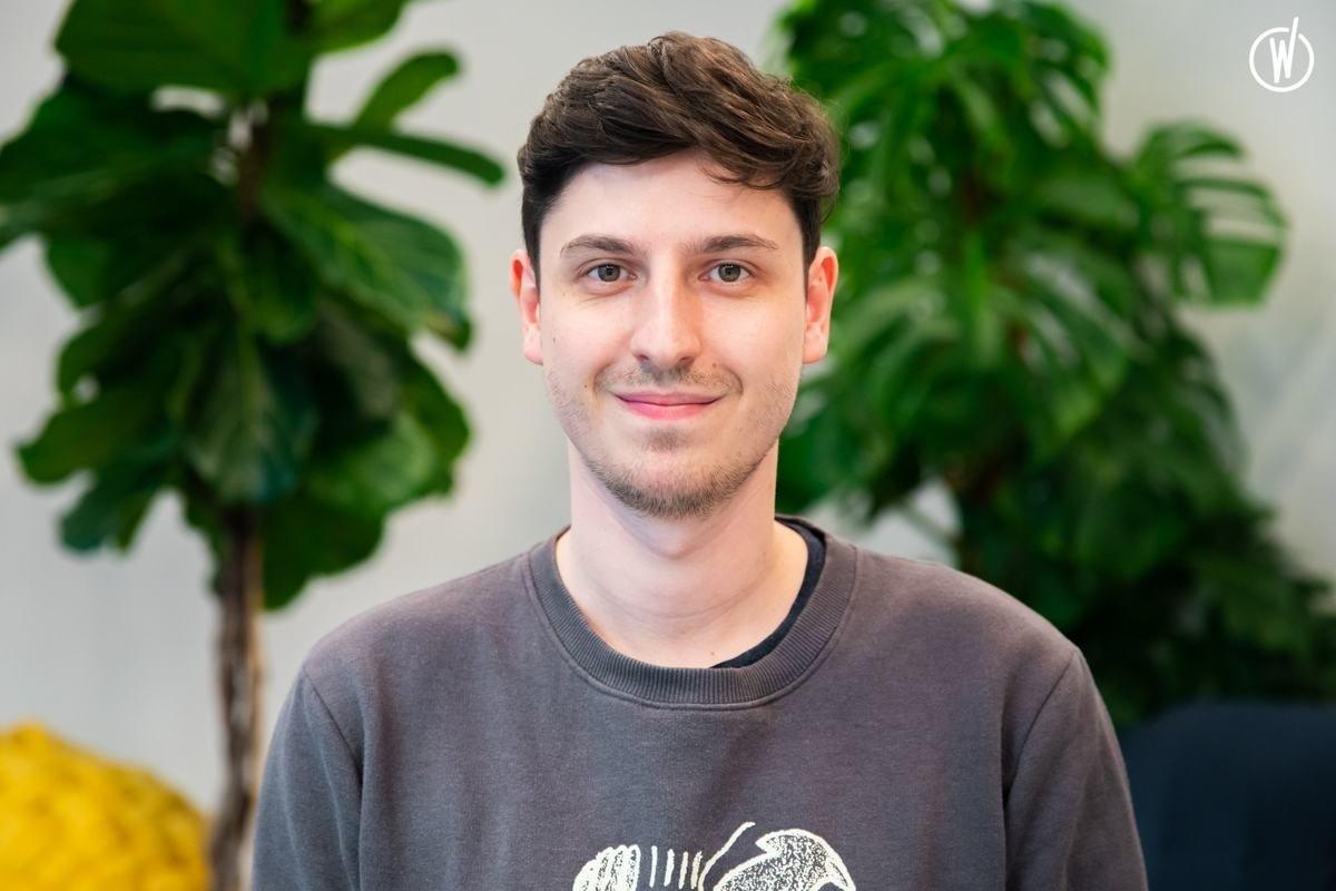 Rencontrez Florian, Consultant data marketing - M13h
