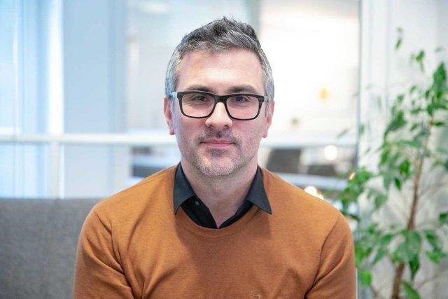 Meet Branislav, Co-founder - WITH