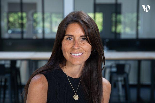 Rencontrez Vanessa, Directrice des ressources Humaines - Groupe DFM