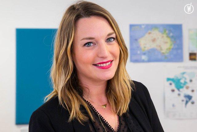 Rencontrez Alison, Head of Sales B2B - Worldia