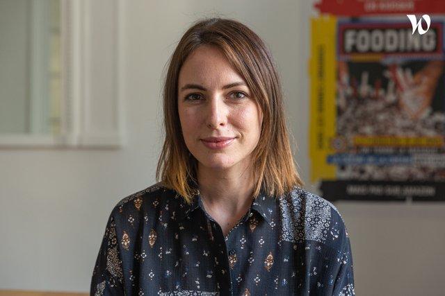Rencontrez Lucie, Directrice Communication et Marketing - Le Fooding