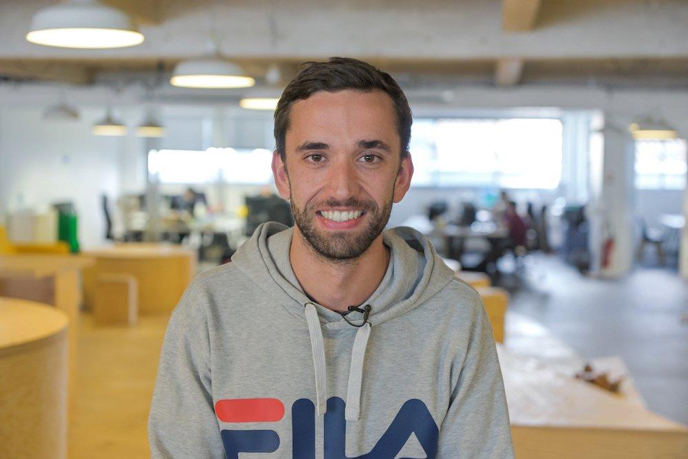 Rencontrez Baptiste, Développeur - Snark Factory