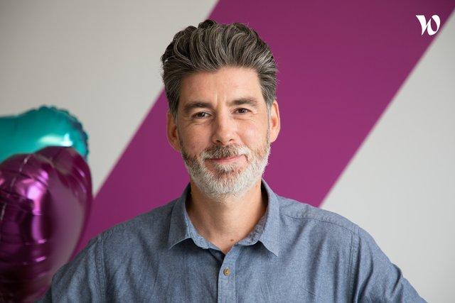 Rencontrez Frédéric, Co-Fondateur - The PopCase