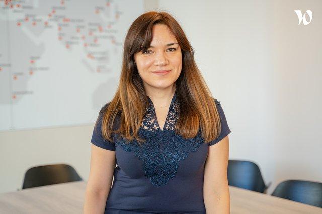 Rencontrez Evgenia, Sales Manager - Infobip