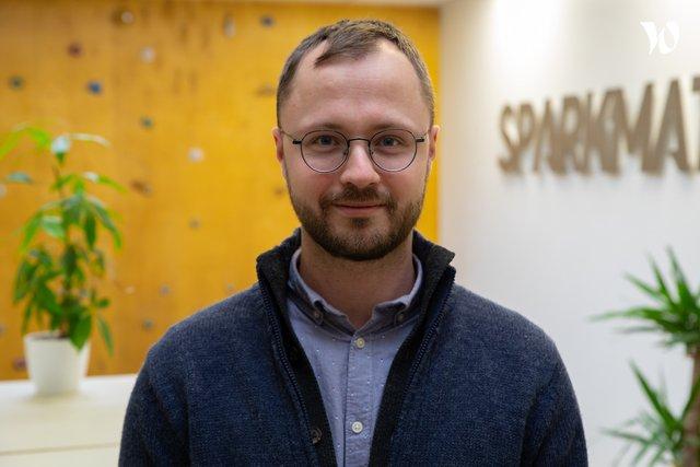 Meet Alexander, Software Product Engineer - To delete