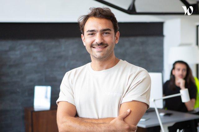 Rencontrez Alexandre Khouri, CMO - Big Bag 'n Go
