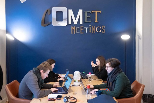 Comet Meetings