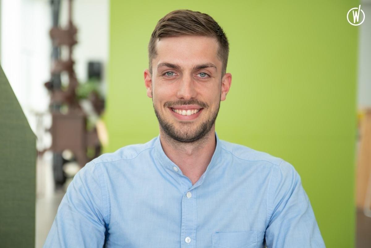 Rencontrez Thomas, Energy Manager - Sobre Energie