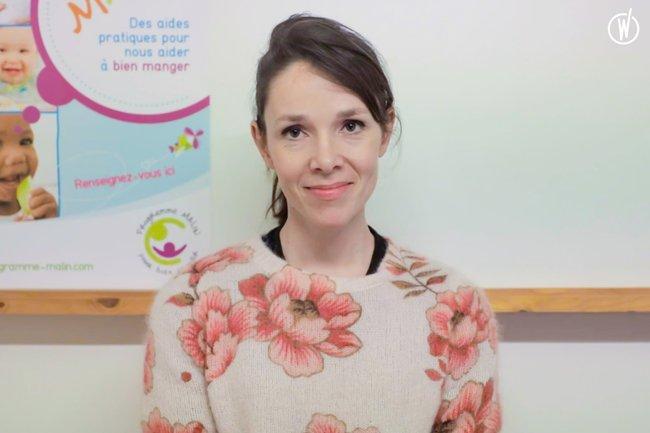 Rencontrez Julie, Webmarketeuse - Programme Malin