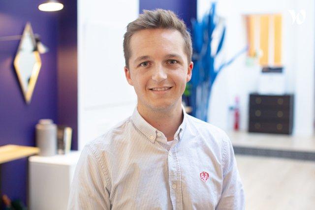 Rencontrez Louis, Sales & Project Manager - Spectral