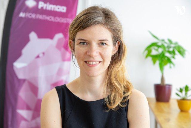Rencontrez Marie, Medical Advisor - Primaa