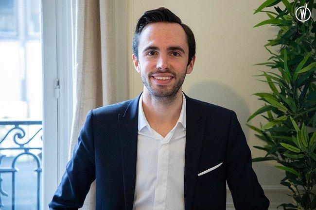 Rencontrez Aurélien, Co-fondateur & Expert Data Marketing - Elevate - Teaminside Group
