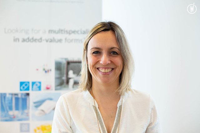 Meet Alexandra, Head of projects / Business Development - Groupe Synerlab