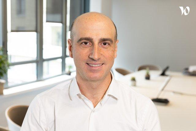 Rencontrez Julien Elmaleh, CEO - Infopro Digital