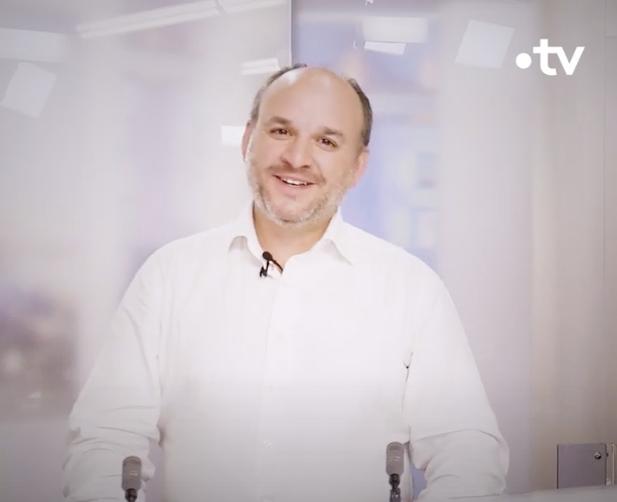 Rencontrez Guillaume, directeur de la mediafactory - France Télévisions