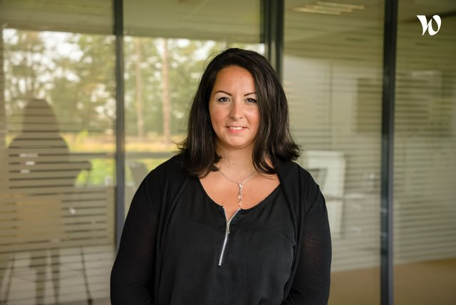Rencontrez Nicole, Employée administrative polyvalente - GIE GPE