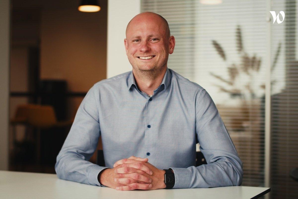Tomáš Dragoun, Infrasctructure Designer  - Raiffeisenbank