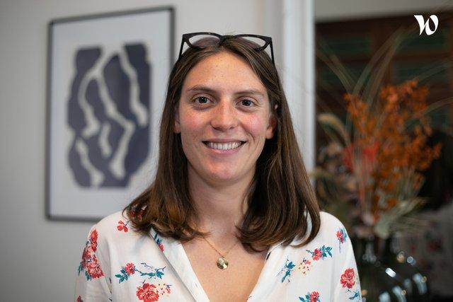 Rencontrez Elise, Coordinatrice du pôle archi:design - Morning
