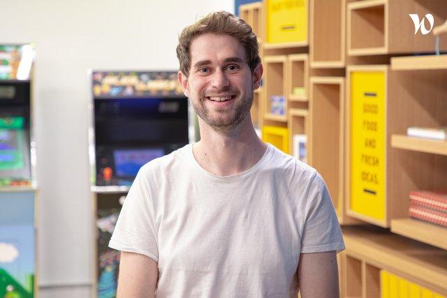 Rencontrez Constantin, Head of Products - MonBuilding