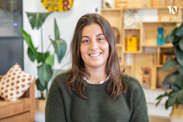 Rencontrez Chloé, Coordinatrice Logistique - Les Ripeurs