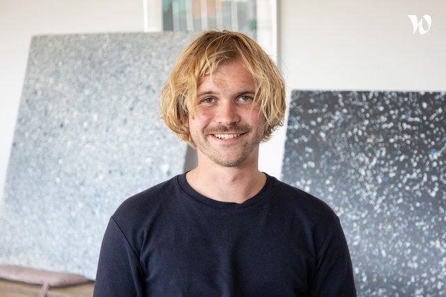 Rencontrez Marius, CEO - SAS Minimum - Le Pavé®