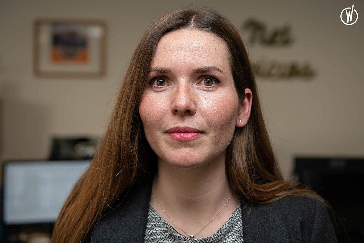 Rencontrez Elodie, Marketing & Communication Director - Avis Vérifiés (Net Reviews)