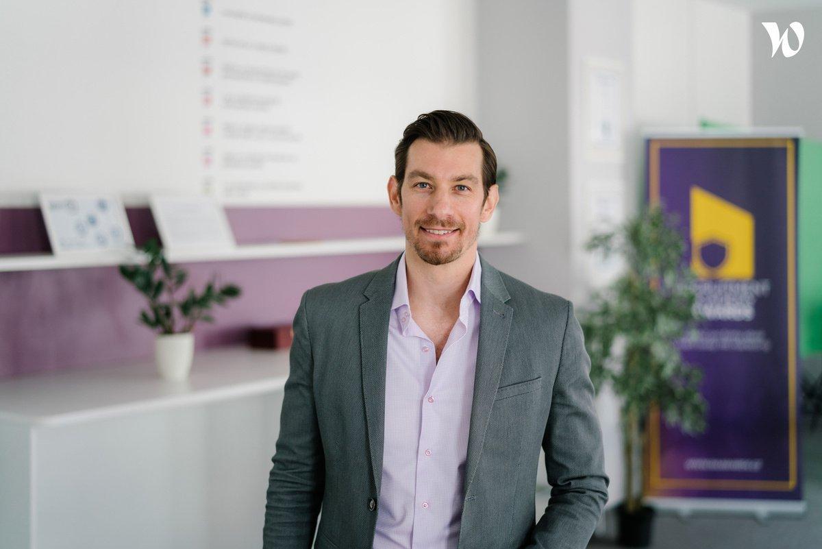 Blake Wittman, European Business Director - GoodCall