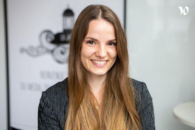 Rencontrez Camille, Account Executive @UM - IPG Mediabrands