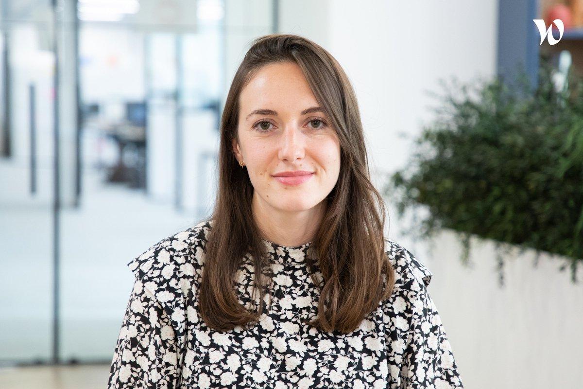 Rencontrez Eugénie Huguerre, Cheffe de produit IRVE - IZI Solutions