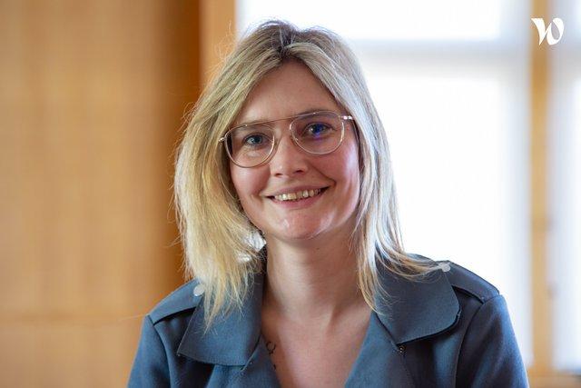 Rencontrez Anaïs Leduc, Assistante qualité - Sofrilog