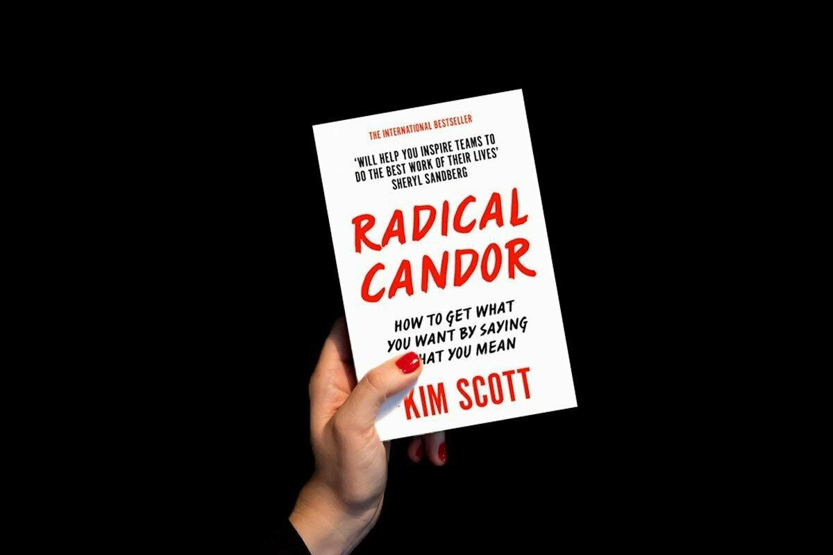 Radikálna úprimnosť: kultúra pravdovravnosti v práci