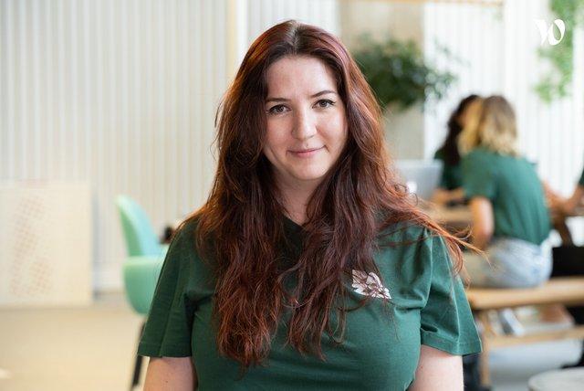 Rencontrez Juliette, automation engineer - PAZZI