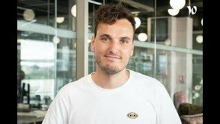 Rencontrez Valentin, UI/UX Designer - Dernier Cri