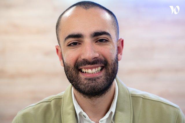 Rencontrez Sami, Lead Software Engineer - Quantmetry