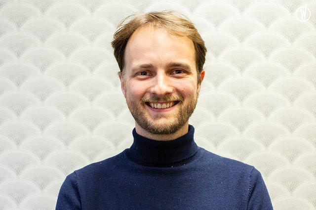 Rencontrez Antoine, Directeur Général & CTO - Isifid